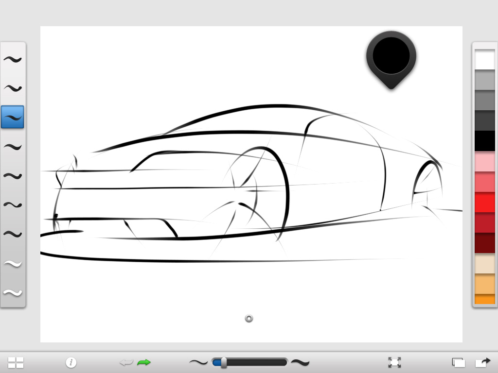 Generous Car Drawing Software Free Download Images The