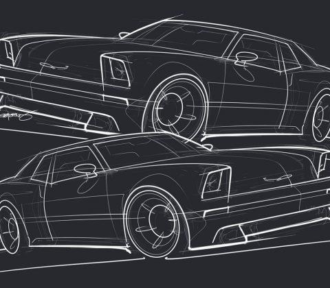 chevrolet monte carlo design concept sketch