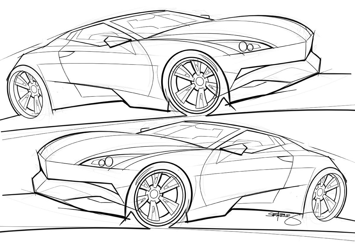 pontiac trans am design concept